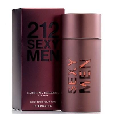 CAROLINA HERRERA - 212 Sexy Man 100 ml Kvepalų analogas vyrams