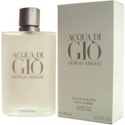 GIORGIO ARMANI - Acqua Di Gio - 200 ml Kvepalų analogas vyrams