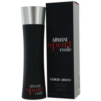 GIORGIO ARMANI - Code Sport 120ml Kvepalų analogas vyrams