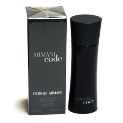 GIORGIO ARMANI - Code 100ml Kvepalų analogas vyrams